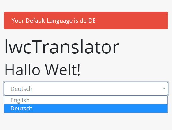 Translate Webpage Using JSON And Data Attributes - lwcTranslator