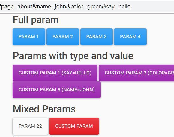 jQuery URL Plugins | jQuery Script