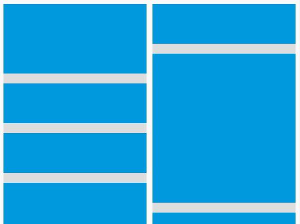 Tiny Masonry Grid Layout Plugin In JavaScript - Colcade.js