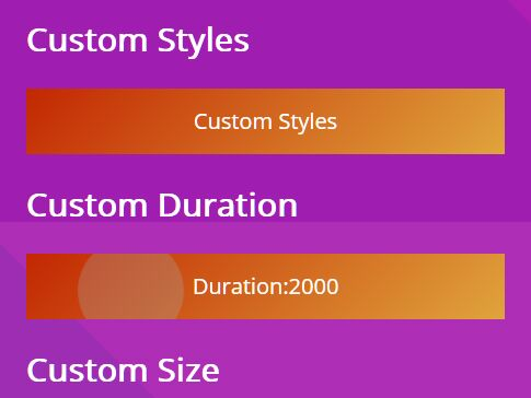 jQuery Animation Plugins - Page 1 | jQuery Script
