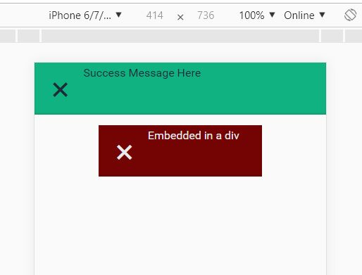 Folded Flash Notification Plugin For jQuery - flash.js
