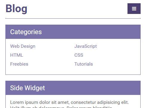 Responsive Mobile-first jQuery/CSS Framework - Butter Cake