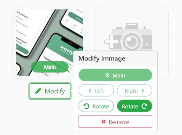 Modern Multi Image Uploader For Bootstrap 4 - Images Loader