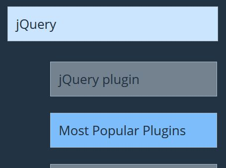 Dynamic Multi-level Menu Plugin With jQuery And JSON - json2menu