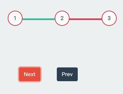 Dynamic Multi-step Progress Bar In jQuery - easy-progress