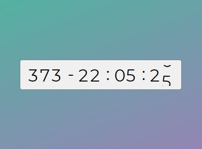 Retro Number Rolling/Flipping Effect With jQuery - digitScroller.js