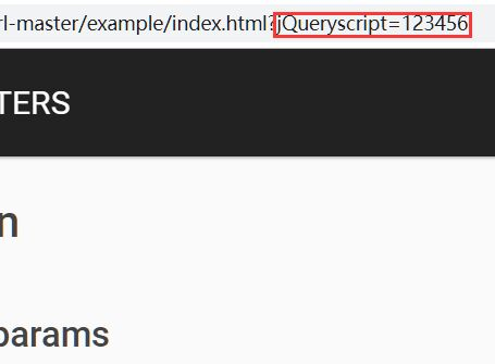 Add Custom Parameter To URL - jQuery PushDataToUrl