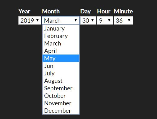 jQuery Datepicker Plugin For Persian Date