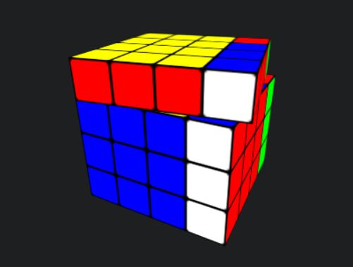 Create A Realistic Self-solving Rubik's Cube With Three.js