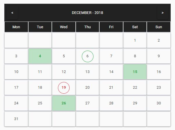 Full Size and Drag & Drop Calendar Plugin - FullCalendar