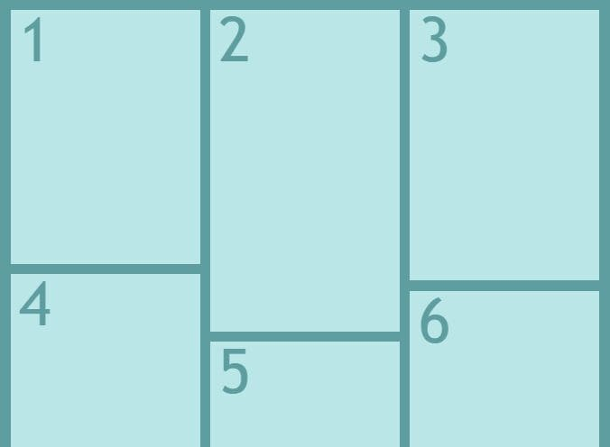 Small Responsive Masonry Grid In jQuery