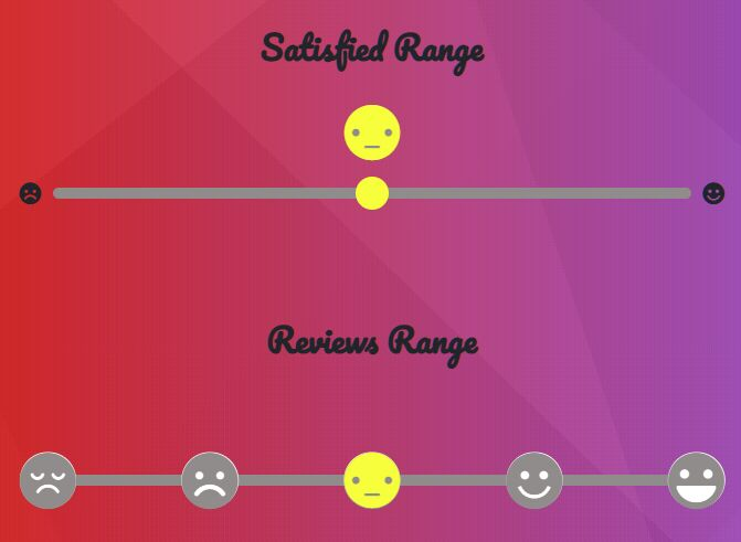 Select Satisfaction And Display Ratings With Range Slider Reviews Plugin