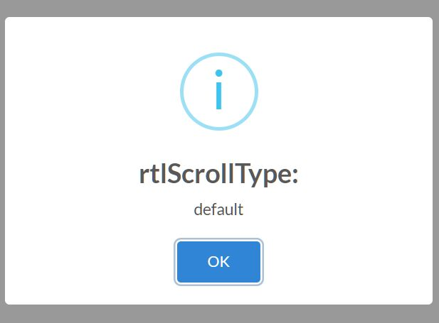 Detect scrollLeft Property In RTL Direction - rtl-scroll.js