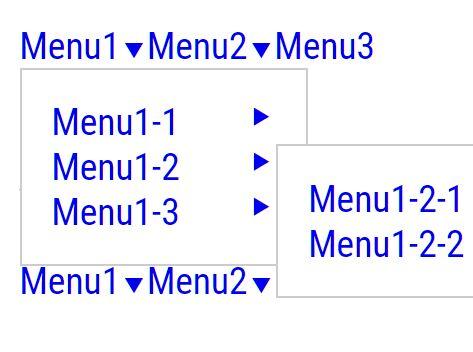SEO-friendly Dropdown Navigation Plugin - jquery-simple-menu.js