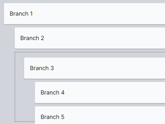 Sortable List View With jQuery - treeSortable