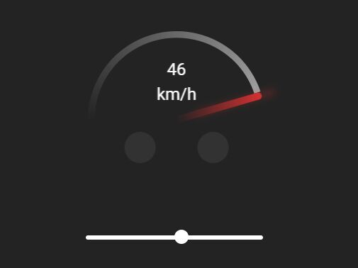 Speedometer Style Progress Gauge With jQuery And CSS3