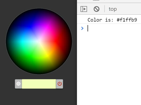 Sphere HTML5 Color Picker Plugin - jQuery ColorPicker.js