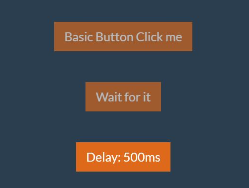 Create Stateful Buttons In Bootstrap 4 - StatefulJS
