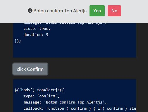 Sticky Notification/Confirmation Bar Plugin - jQuery top-alertjs.js