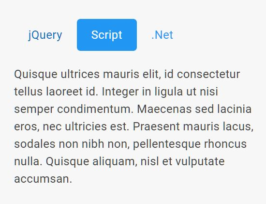 Organize Your Content With Tabs - jQuery SI Tabs