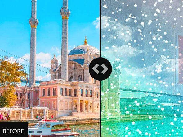 Touch-enabled Image Comparison Slider - Cndk.BeforeAfter.Js