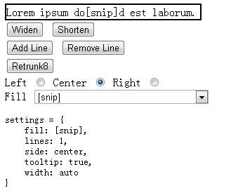 trunk8 - Intelligent Text Truncation Plugin