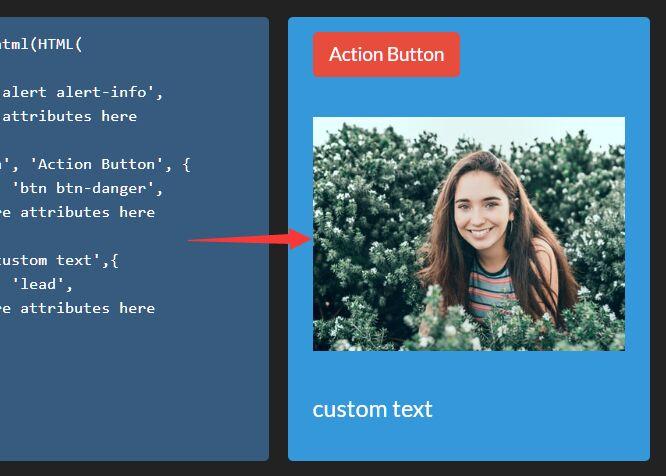 Write HTML In JavaScript - jQuery Aris
