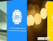 Simple 3D Rotating Slider With jQuery And CSS3 Transforms