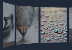3D Parallax Photo Carousel With jQuery And GSAP