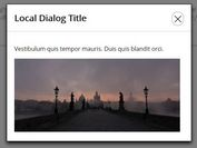 AJAX-Enabled Dialog & Modal Plugin With jQuery - dialog.jQuery.js