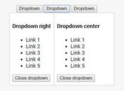 Minimal Accessible Dropdown Plugin - jQuery Aria Dropdown