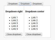 Minimal Accessible Dropdown Plugin - jQuery Aria Dropdown