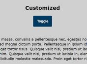 Accordion-like Content Toggle Plugin With jQuery - toggleWidget