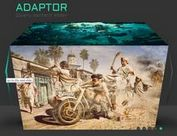 <b>Adaptor - Cool 3D jQuery Content Slider Plugin</b>