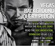 <b>Amazing Background & Slideshow Plugin - Vegas</b>