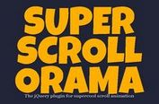 Animated Page Scrolling Effect with jQuery - superscrolloram