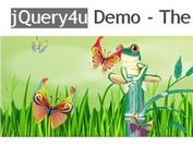 Animated Parallax Effect Background - jQuery4u