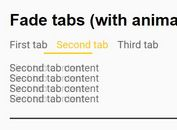 Animated Tabs Plugin With jQuery And CSS3 - anitabs