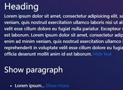 Animated Text Truncate & Content Toggle Plugin - jQuery Collapser