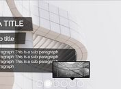 Animated Touch-friendly Slider With jQuery And CSS3 - Touch Slider