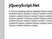 Any Html Elements Printing Plugin For jQuery - printMe