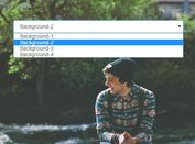 Background Image Switcher with jQuery - ChangeBackground