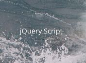 Minimalist Background Parallax Plugin With jQuery - Slock