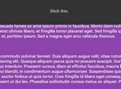 Basic Sticky Header Navigation Plugin For jQuery - StickyNav