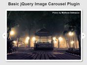 Basic jQuery Image Carousel Plugin