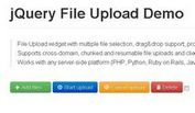 Beautiful jQuery File Upload Plugin with Bootstrap