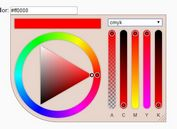Flexible Touch-enabled Color Picker Plugin - jQuery ChromoSelector
