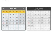 Compact and Highly Configurable jQuery Datepicker Plugin - Zebra_Datepicker