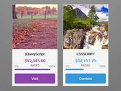 Create Configurable Fund Cards With jQuery - fund-card