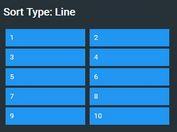Create Multi-column HTML List View Using jQuery - colmaker
